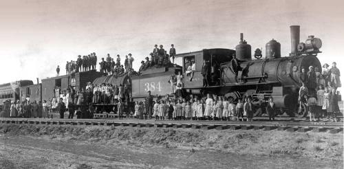 Orphan Train, Kansas State Historical Society
