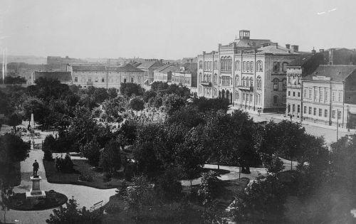 Belgrade, Serbia circa 1900-1915