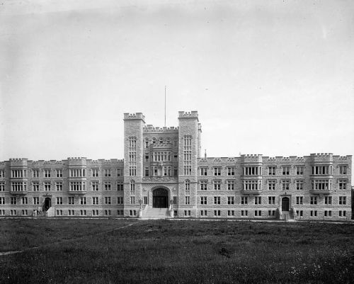 Catholic University, between 1910-1926
