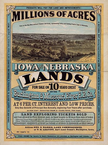 Library of Congress Printed Ephemera Collection; Portfolio 134, Folder 13. 1872.