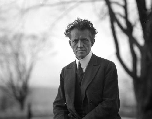 Photographer Arnold Genthe