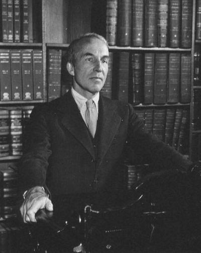 Archibald MacLeish, 1944