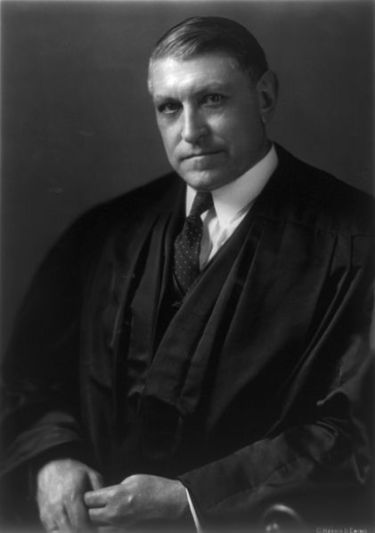 Supreme Court Justice Owen J. Roberts