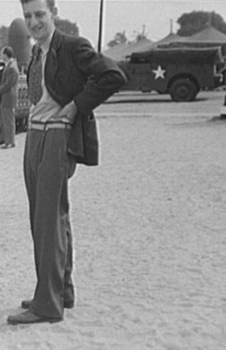 Joseph A. Horne, 1940s