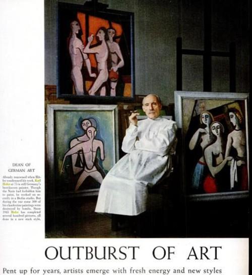 Life Magazine article, 1954