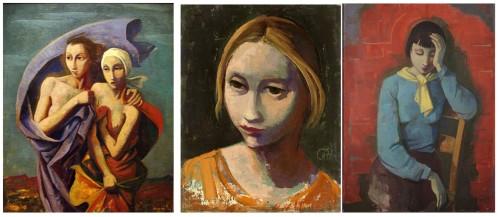 carl hofer paintings