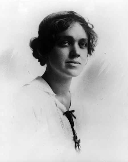Agnes Smedley, 1914