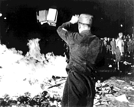 1933 Berlin Book Burning