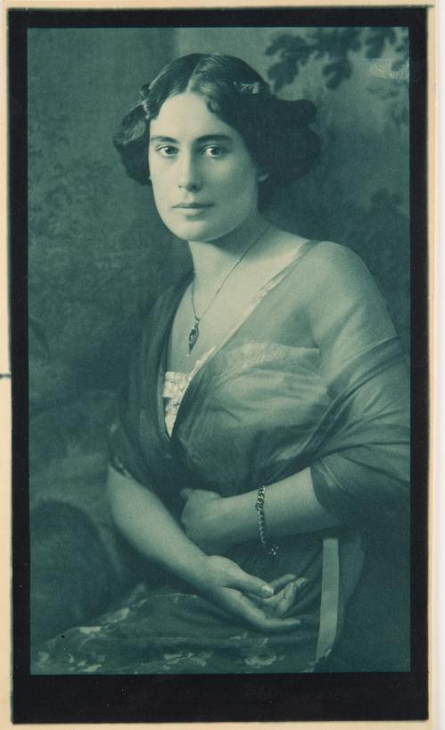 Portrait Franz Grainer, 1920er Jahre, Museum Ludwig, FH 2438, Foto: © Rheinisches Bildarchiv