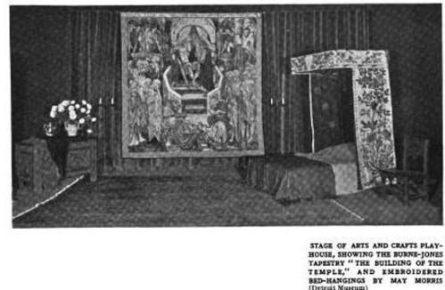 excerpt from International Studio Magazine, 1922