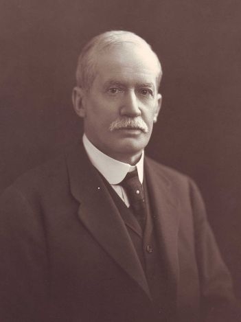 Sir George Brookman c. 1920