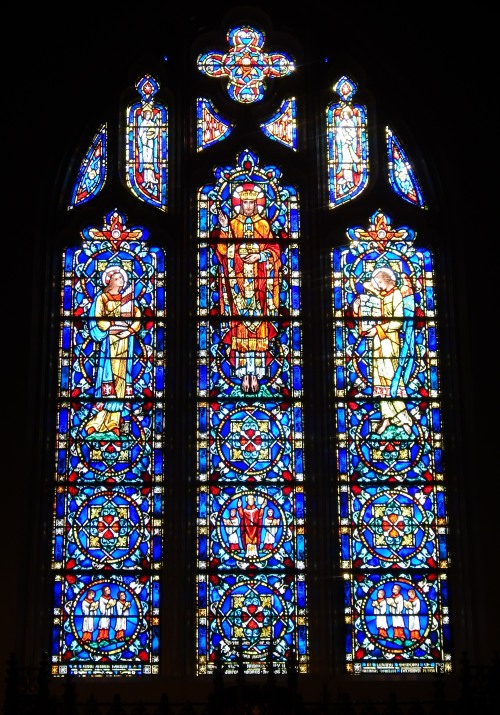 High Altar Window by Connick Studios