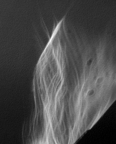 Caustic in Black & White 2