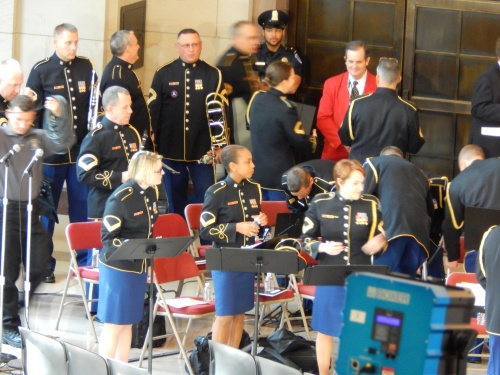 U.S. Army Band Pershing's Own and U.S. Army Voices