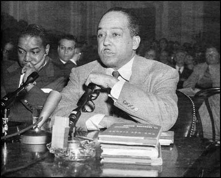 Langston Hughes Before McCarthy