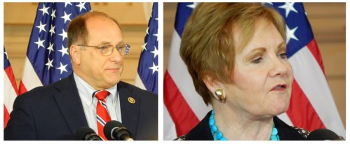 Rep. Michael E. Capuano (MA) and Rep. Kay Granger (TX)