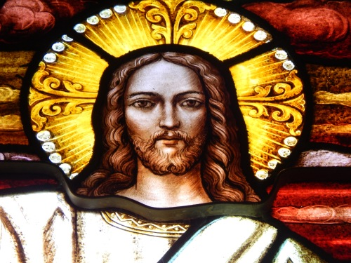 Detail from Resurrection