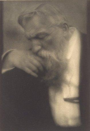 rodin by edward steichen, 1911