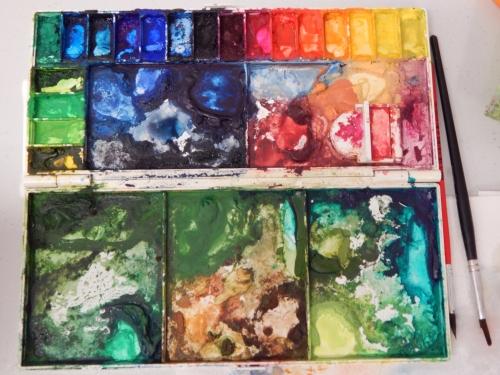 painter's box of carol moses