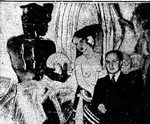 pierre bourdelle, 1934