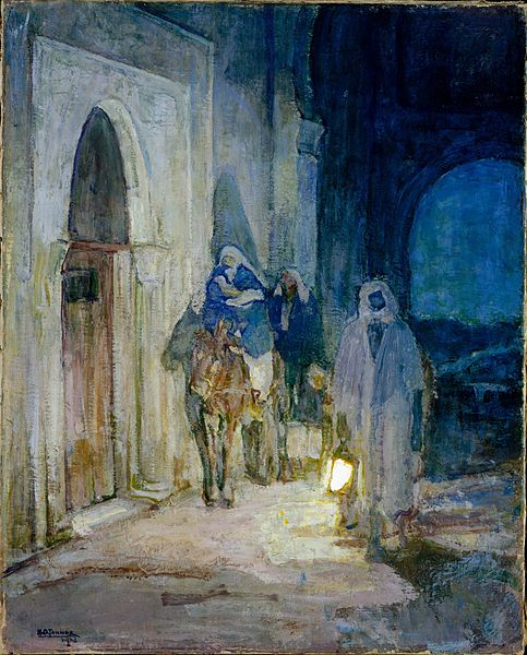 henry_ossawa_tanner_-_flight_into_egypt_1923