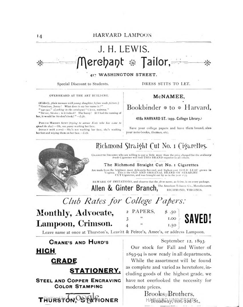 HarvardLampoon1894