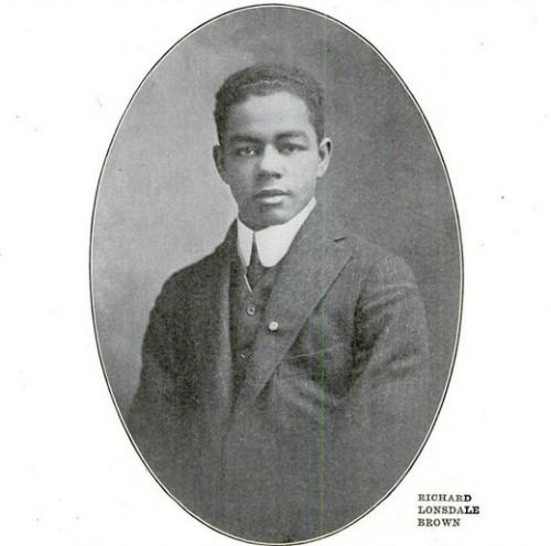 Richard Lonsdale Brown, 1912